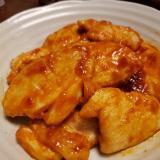 鶏胸肉のピリ辛ソテー