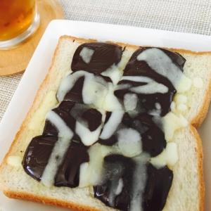 チョコチーズトースト