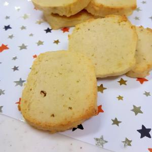 食物繊維たっぷり(^^)おからとバナナのクッキー♪