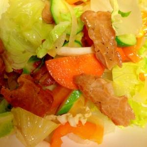 イソフラボンたっぷり美肌サラダ