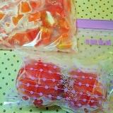 ✿トマトの冷凍保存❤スープなど加熱調理に便利