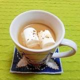 甘酒マシュマロカフェオレ