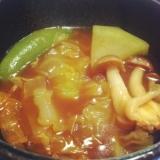 *簡単*和風で優しい、野菜スープカレー