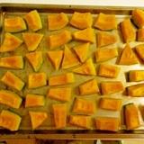 とっても便利★かぼちゃの冷凍保存方法★