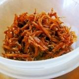 ピリッと美味しい…新生姜の佃煮