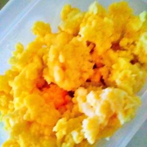 ご飯が進む卵味噌