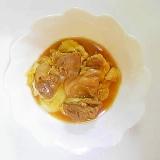 鶏肉卵とじ