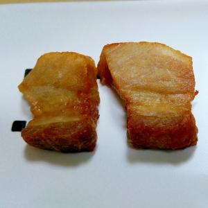 【簡単酒肴・燻製肉】手抜きベーコン