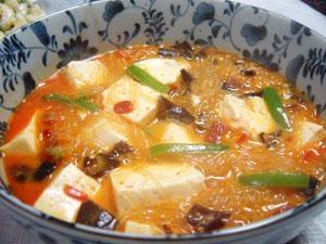 ピーマン豆腐の麻婆春雨 レシピ・作り方 by leopoo|楽天レシピ