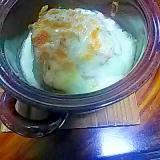 チーズたっぷりツナグラタン
