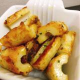 【お弁当に!】チーズからむカレーチーズ