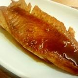 煮るだけ簡単~赤魚の煮付け