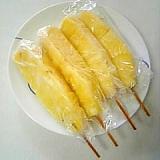 使いやすい・食べやすい☆パイナップルの保存方法☆