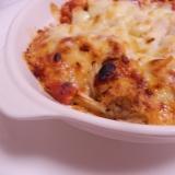 ■耐熱皿で作る♪魚グリルで焼く♪お手軽チーズ焼き■