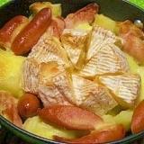 ラクレット風チーズ焼き