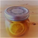 温まる♪レモンとハチミツのジンジャーシロップ