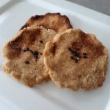 小麦粉なし!混ぜるだけ!生おからバナナのクッキー!