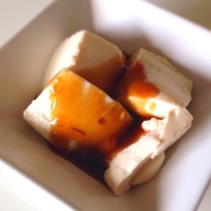 簡単早い!みたらし豆腐