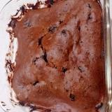 冷やして美味しい簡単ミニチョコレートケーキ
