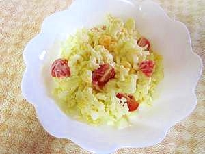 カリフラワー☆卵サラダ