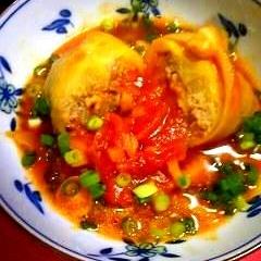 トマトソースが美味しいde☆ロールキャベツ♪