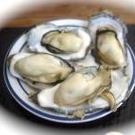 殻付き牡蠣を簡単レンチン調理♫