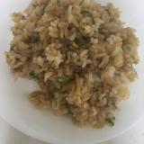 刻み葱混ぜ合わせ✨シンプル♪シンプル♪そば飯