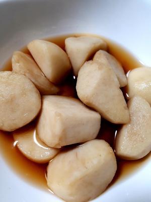 冷凍さといもで簡単!里芋の煮物♪