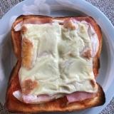 変わり種ピザトースト