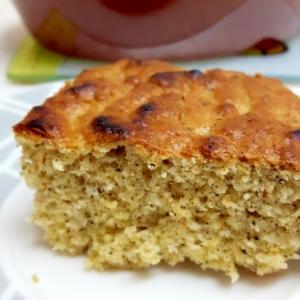 オーブントースターで簡単!(^^)紅茶のケーキ♪