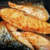 フライパン1つで簡単★鮭の照り焼き