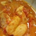 白味噌でまろやかコクあり!チキンのトマト味噌煮