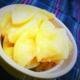 簡単♪お鍋で煮りんご