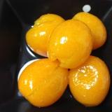 材料2つ!圧力鍋で簡単!金柑の甘露煮
