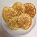離乳食☆おからパンケーキ!