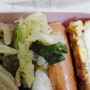 白菜と小松菜のおひたし