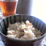 簡単♪カニ缶の炊き込みご飯