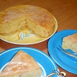炊飯器deオレンジケーキ~