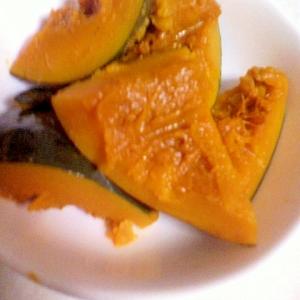 圧力鍋で時短かぼちゃの煮物