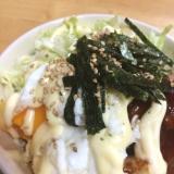 簡単ロコモコ丼( ´ ▽ ` )ノ