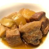 バーミキュラで簡単*ほろほろ豚角煮
