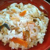 野菜五目ご飯