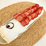 こいのぼりのロールケーキ★