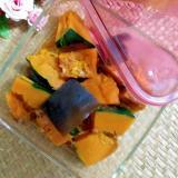 簡単♪ふっくらかぼちゃの煮物