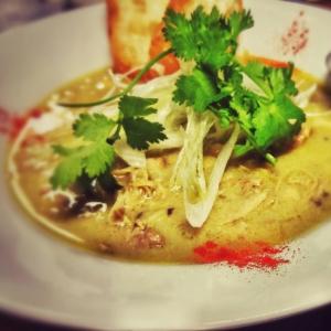 【curry】ベトナム風チキンカレー/カーリーガー