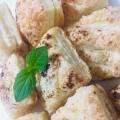 余った冷凍パイシートで作る♡シナモンシュガーパイ