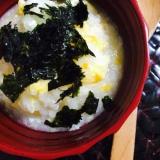 内臓ポカポカ☆朝ごはんにぴったりの簡単とろたま雑炊