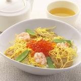延命酢で簡単に酢飯ができる。延命酢ちらし寿司