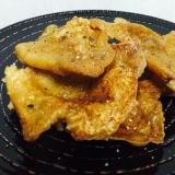 低糖質☆鶏皮せんべい・鶏油
