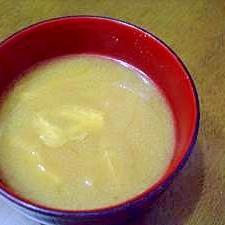 大根と油揚げのお味噌汁 ミックス味噌